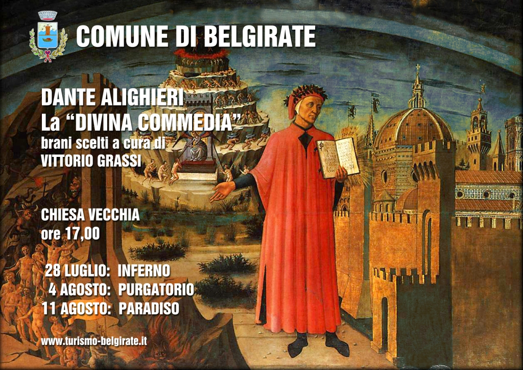Belgirate Divina Commedia